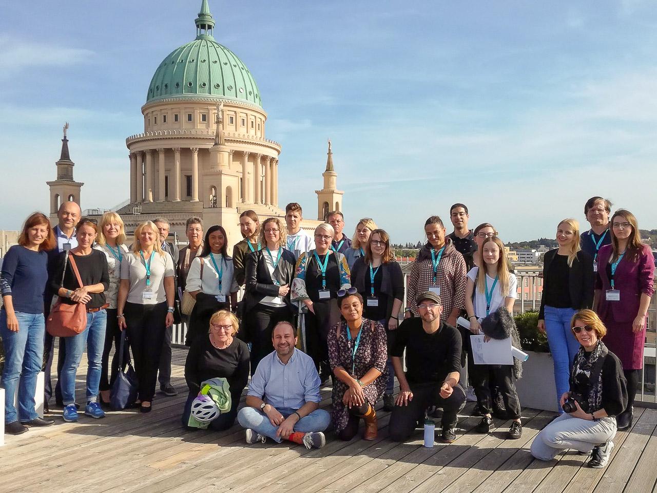 "Städtepartnerschaftsprojekt ""Town twinning network for tolerance and integration of migrants (TOLINT)"""