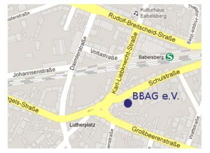 BBAG e.V. – IKBBZ Potsdam – Schulstraße 8b 14482 Potsdam