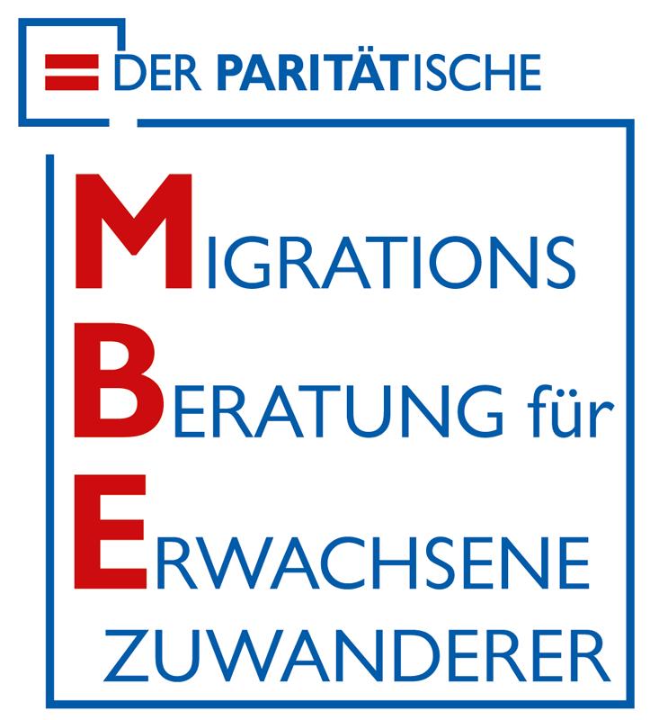 MBE – Migrationsberatung für erwachsene Zuwanderer.