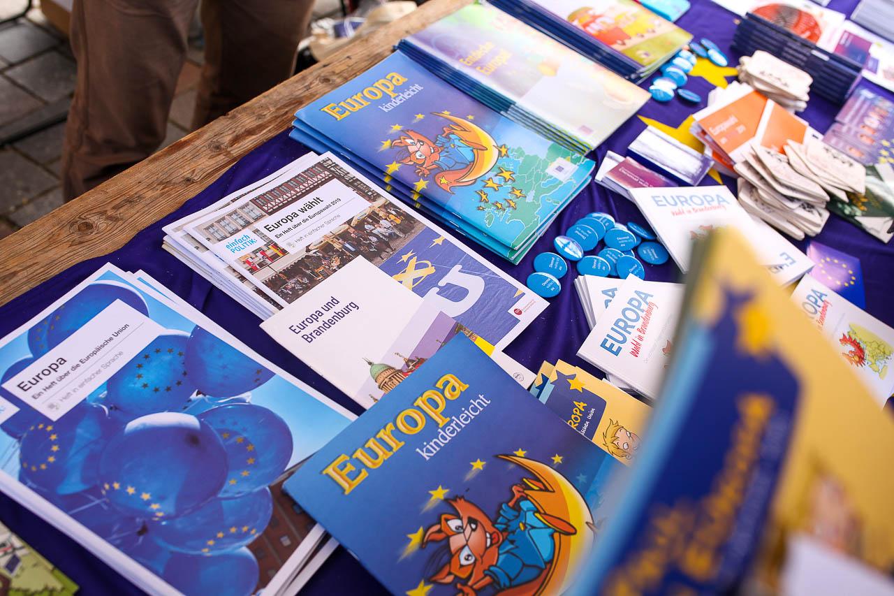 Europa-Publikationen – bei uns erhältlich